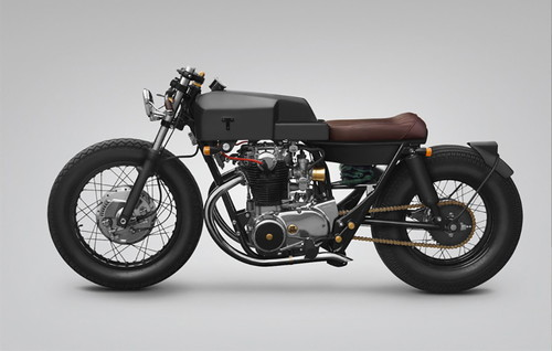 Thrive Motorcycles XS650