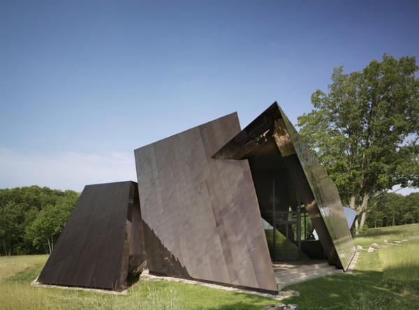 Sculptural Architecture