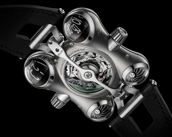 Horological Machine No.6 Space Pirate