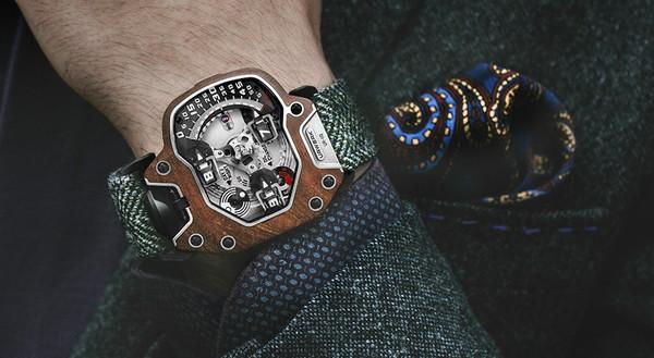 Urwerk UR-110 Eastwood Watch