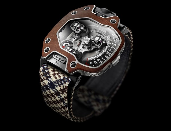 Urwerk UR-110 Eastwood Watch