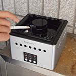 充電式空気清浄スモークレス灰皿「ちょっと吸っトレイ2」sum