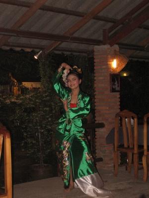 踊り子豹スタイル