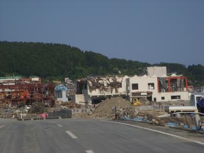 東北大震災�