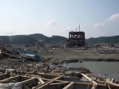 東日本大震災�