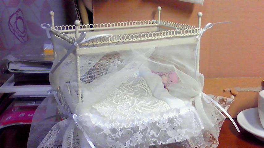 お神姫さまベッド