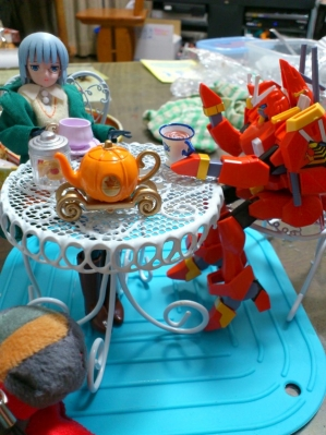 テーブルセット2