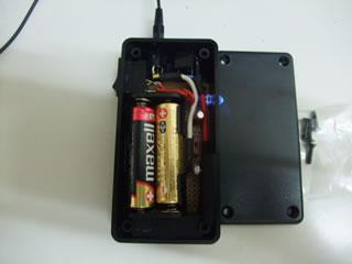 カロッツエリア音響測定マイクPC Line adaptor中身