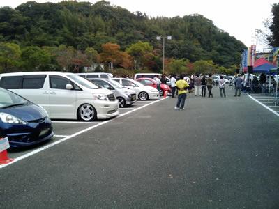 エムズラインカーハイファイミーティング2009神戸