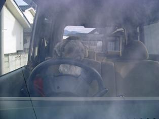 運転中?!2
