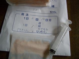 歯石取り後 20080701-2