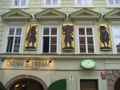 プラハ旧市街広場2