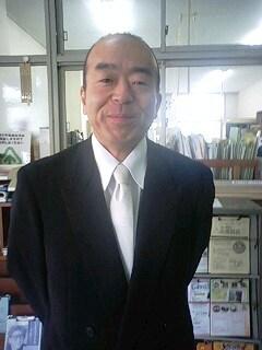 江井島中学校Y会長