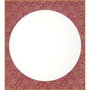 円窓 臙脂ドンス