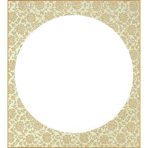 円窓 白銀ドンス