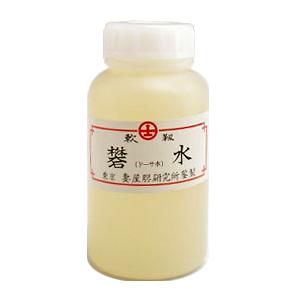 妻屋膠研究所謹製 軟靭礬水(ドーサ水) 大