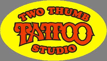 two thumb tattoo