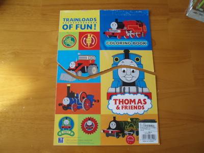 トーマスパズル