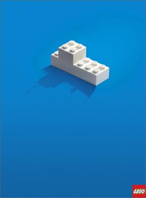 レゴのポスター
