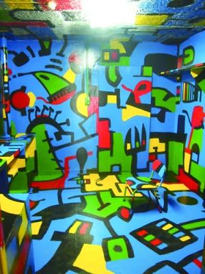 波浮港国際現代美術展02