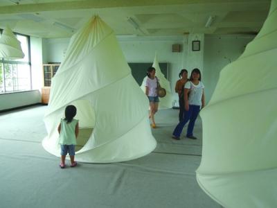 波浮港国際現代美術展08