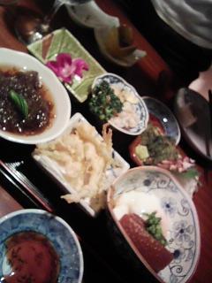 沖縄1日目夕食