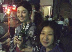 杏さんと寺沢さん