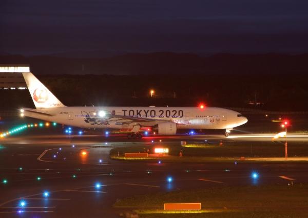 新千歳空港 夜景