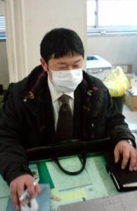 マスクのS氏