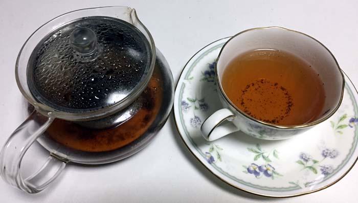 あらし山の紅茶