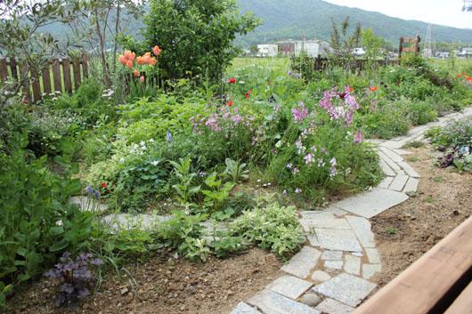 荒地ガーデン