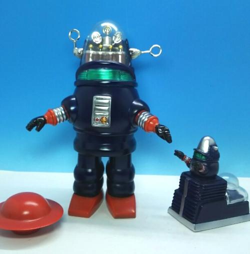 メカナイズドロボットOne up Bセット.JPG