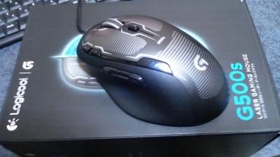 ロジクール G500s