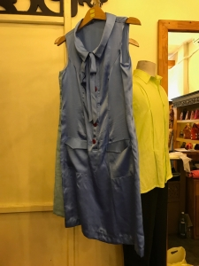 DIVA SILK,daydress,ordermade,シェルブールの雨傘,オーダーメイドワンピース