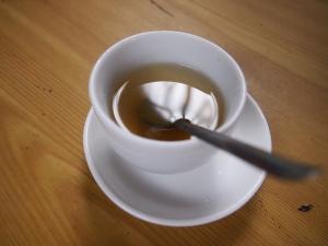 はちみつのお茶