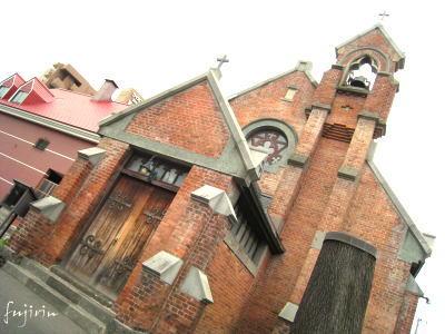 弘前昇天教会2