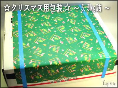 クリスマス包装1