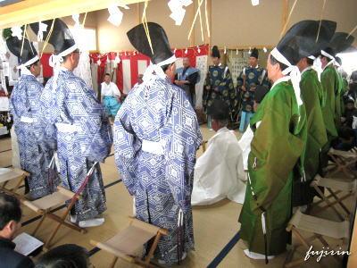 鬼神社七日堂祭フォト3