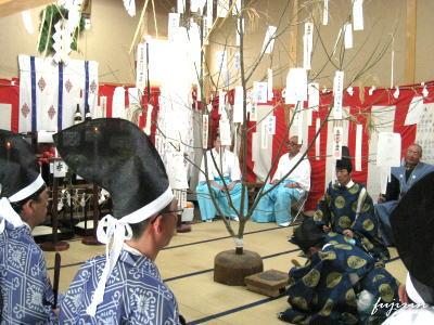 鬼神社七日堂祭フォト10