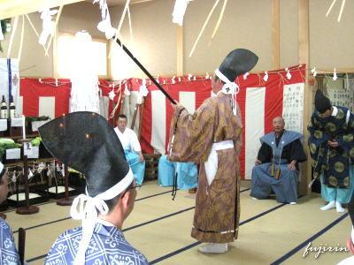 鬼神社七日堂祭フォト11