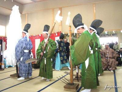 鬼神社七日堂祭フォト12