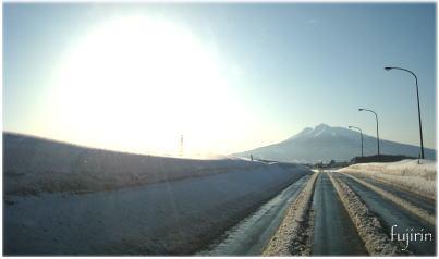 津軽富士・岩木山