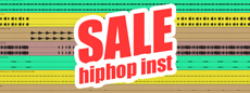 hiphopトラック 特価セール