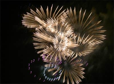 隅田川の花火1