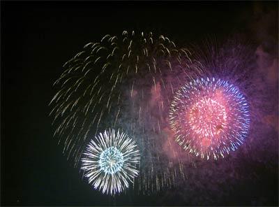 隅田川の花火2