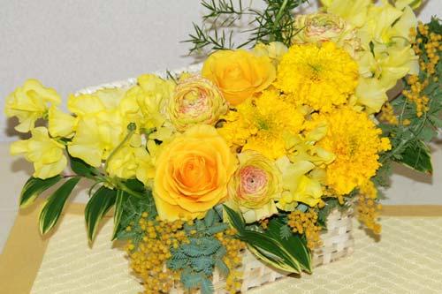 *〜春のアレンジ〜*