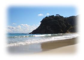伊豆 白浜海岸