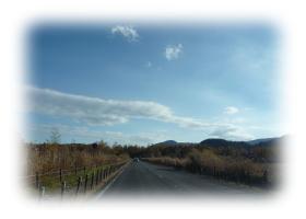 栃木への道