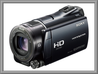 SONYHDR-CX550