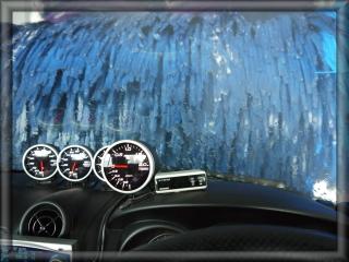 コペン洗車